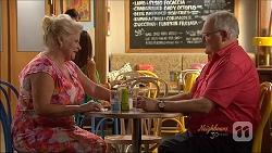 Sheila Canning, Harold Bishop in Neighbours Episode 7080