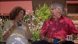 Madge Bishop, Harold Bishop in Neighbours Episode 7080