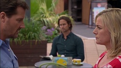 Matt Turner, Brad Willis, Lauren Turner in Neighbours Episode 7081