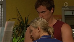 Kyle Canning, Georgia Brooks in Neighbours Episode 7081