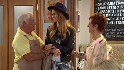 Lou Carpenter, Nina Tucker, Susan Kennedy in Neighbours Episode 7081