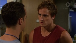 Nick Petrides, Kyle Canning in Neighbours Episode 7081