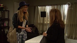 Nina Tucker, Terese Willis in Neighbours Episode 7081