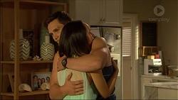 Josh Willis, Imogen Willis in Neighbours Episode 7082