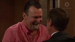 Des Clarke, Paul Robinson in Neighbours Episode 7082