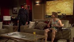 Paul Robinson, Daniel Robinson in Neighbours Episode 7083