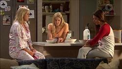 Lauren Turner, Amber Turner, Paige Novak in Neighbours Episode 7083