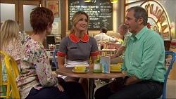 Susan Kennedy, Nina Tucker, Karl Kennedy in Neighbours Episode 7083