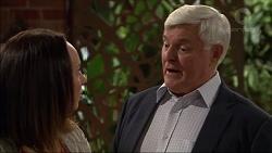 Imogen Willis, Tom Ramsay in Neighbours Episode 7083