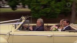 Driver, Amber Turner, Matt Turner in Neighbours Episode 7083