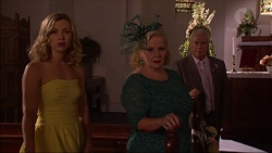 Georgia Brooks, Sheila Canning, Lou Carpenter in Neighbours Episode 7084