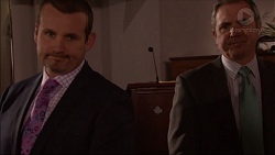 Toadie Rebecchi, Karl Kennedy in Neighbours Episode 7084