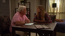 Lou Carpenter, Nina Tucker in Neighbours Episode 7084