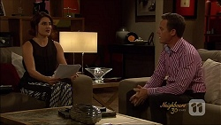 Naomi Canning, Paul Robinson in Neighbours Episode 7086