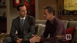 Nick Petrides, Paul Robinson in Neighbours Episode 7086