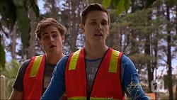 Kyle Canning, Josh Willis in Neighbours Episode 7086
