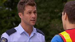 Mark Brennan, Josh Willis in Neighbours Episode 7086