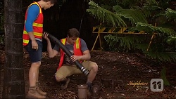 Josh Willis, Kyle Canning in Neighbours Episode 7086