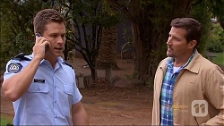 Mark Brennan, Matt Turner in Neighbours Episode 7086