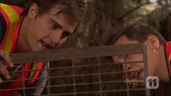 Kyle Canning, Josh Willis in Neighbours Episode 7087