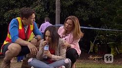 Josh Willis, Imogen Willis, Terese Willis in Neighbours Episode 7087