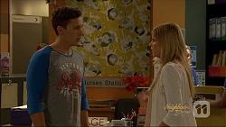 Josh Willis, Amber Turner in Neighbours Episode 7087