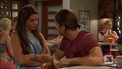 Paige Novak, Tyler Brennan in Neighbours Episode 7087