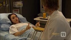Imogen Willis, Daniel Robinson in Neighbours Episode 7087