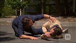 Brad Willis, Matt Turner in Neighbours Episode 7088