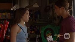 Paige Novak, Tyler Brennan in Neighbours Episode 7088