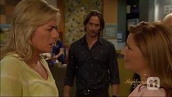 Lauren Turner, Brad Willis, Terese Willis in Neighbours Episode 7088