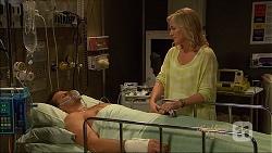 Matt Turner, Lauren Turner in Neighbours Episode 7088