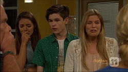 Paige Novak, Bailey Turner, Amber Turner in Neighbours Episode 7088
