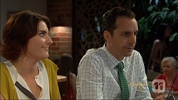 Naomi Canning, Nick Petrides in Neighbours Episode 7090