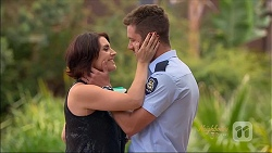 Naomi Canning, Mark Brennan in Neighbours Episode 7091