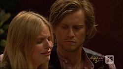 Amber Turner, Daniel Robinson in Neighbours Episode 7092