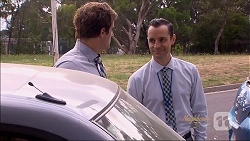 Kyle Canning, Nick Petrides in Neighbours Episode 7092
