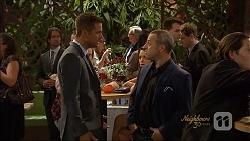 Mark Brennan, Dennis Dimato in Neighbours Episode 7092