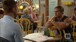 Mark Brennan, Tyler Brennan in Neighbours Episode 7093