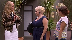 Sharon Canning, Sheila Canning, Naomi Canning in Neighbours Episode 7093