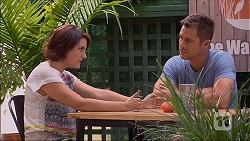 Naomi Canning, Mark Brennan in Neighbours Episode 7093