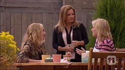 Sharon Canning, Terese Willis, Lauren Turner in Neighbours Episode 7094