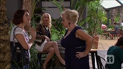 Naomi Canning, Sharon Canning, Sheila Canning in Neighbours Episode 7094