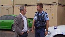 Dennis Dimato, Mark Brennan in Neighbours Episode 7095