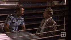 Mark Brennan, Dennis Dimato in Neighbours Episode 7095