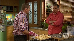Toadie Rebecchi, Karl Kennedy in Neighbours Episode 7095