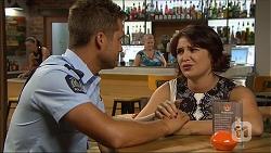 Mark Brennan, Sheila Canning, Naomi Canning in Neighbours Episode 7095
