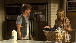 Daniel Robinson, Amber Turner in Neighbours Episode 7096