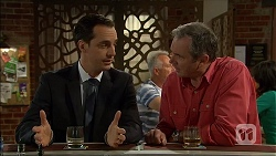 Nick Petrides, Karl Kennedy in Neighbours Episode 7096