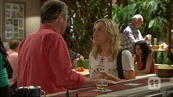 Karl Kennedy, Georgia Brooks in Neighbours Episode 7096